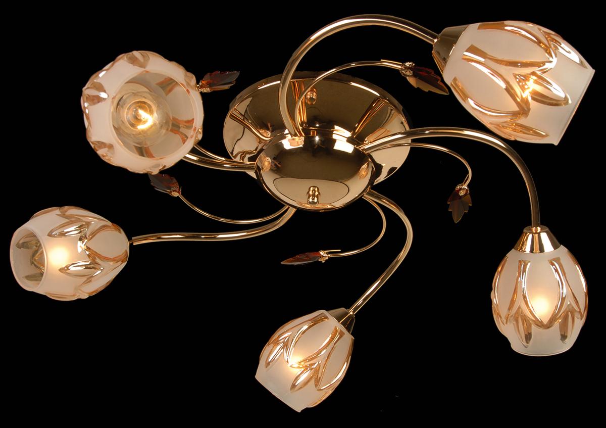 Люстра Natali Kovaltseva 29184/5C FRENCH светильник natali kovaltseva heart 118 5c
