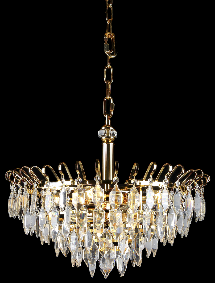Люстра Natali Kovaltseva Monte Carlo 11007/6C ANTIQUE CLEARMonte Carlo 11007/6C ANTIQUE CLEARD52 x H40 cm