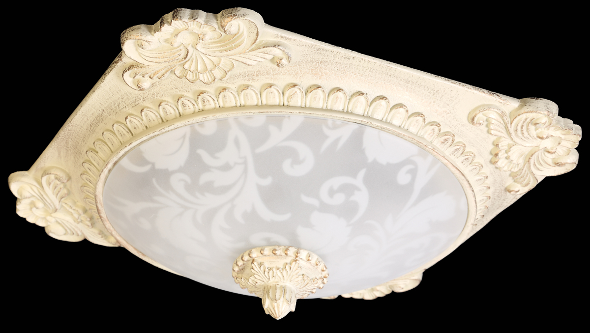 Люстра Natali Kovaltseva VENICE II 11364/3C WHITE GOLDVENICE II 11364/3C WHITE GOLDD39 x H11 cm
