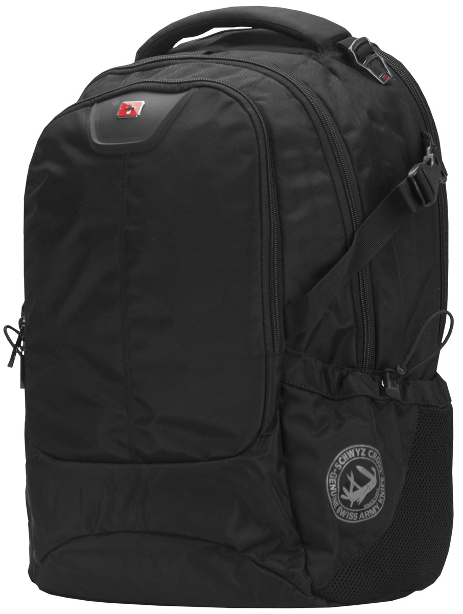Continent BP-307, Black рюкзак для ноутбука 16Continent BP-307 BKContinent BP-307 - комфортный и надежный рюкзак для вашего ноутбука с диагональю экрана до 16 дюймов. Рюкзак изготовлен из прочного синтетического материала, рассчитанного на частое и интенсивное использование. Все застежки отличаются высоким качеством материалов и исполнения, а также продуманы с точки зрения эргономики. Спинка оснащена дышащим слоем, что позволяет использовать его в любую погоду.