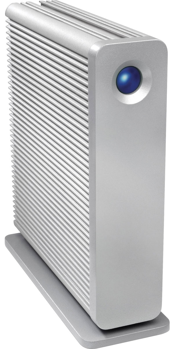 LaCie d2 Quadra 5TB внешний жесткий диск - Носители информации