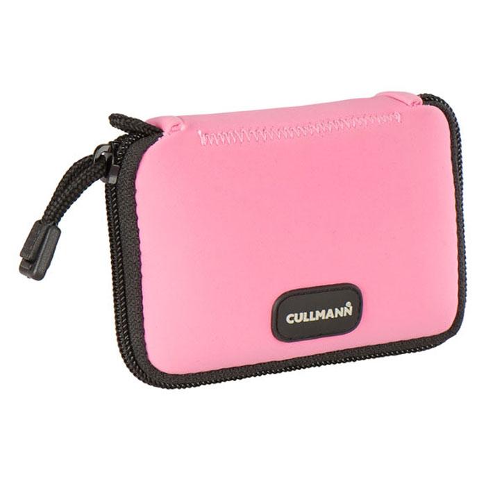 Cullmann CU-91140 Shell Cover Compact 100, Pink чехол для фотокамерыContinent BP-306 BUСтильная сумка Cullmann Shell Cover Compact 100 выполнена из мягкого неопрена, который обеспечивает оптимальную защиту вашего устройства.Мягкая подкладка для безопасности дисплеяПодходит для фотоаппаратов, видеокамер, мобильных телефонов, MP3-плееров