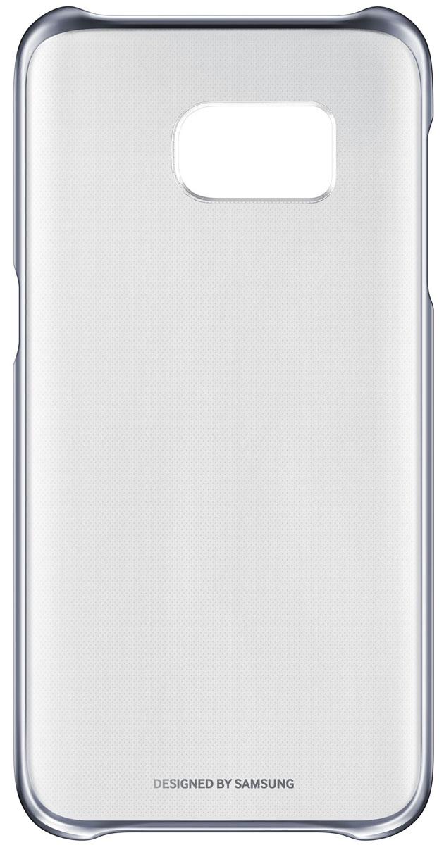 Samsung EF-QG930 Clear Cover чехол для Galaxy S7, BlackEF-QG930CBEGRUSamsung EF-QG930 Clear Cover – прозрачная накладка на заднюю крышку смартфона Samsung Galaxy S7. Тонкий чехол практически не увеличивает размеров смартфона, сохраняя его оригинальный внешний вид и защищая от пыли, грязи и повреждений.Уважаемые клиенты! Обращаем ваше внимание, что данный чехол имеет специальное защитное покрытие под транспортировочной плёнкой в виде тонкой дополнительной плёнки, являющееся неотъемлемой частью крышки и которое нанесено с помощью специального клея. Отделение данного слоя не предусмотрено производителем, и может привести к повреждению аксессуара.