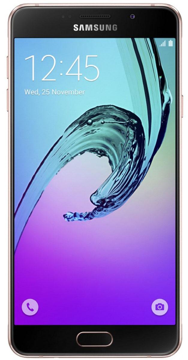 Samsung SM-A310F Galaxy A3 (2016), Pink GoldSM-A310FEDDSERSamsung SM-A310F Galaxy A3 - стильное мобильное устройство из стекла и металла сделает вашу жизнь комфортнее благодаря эргономичному дизайну, мощному аккумулятору, поддержке быстрой зарядки, усовершенствованной камере, улучшенному процессору и поддержке LTE.Премиальный дизайн, надежность и великолепие стекла Gorilla Glass. Оцените комфортный просмотр изображений на экране с более тонкой рамкой.Четырехъядерный процессор Exynos 7578 с частотой 1,5 ГГц обеспечивает быстрый доступ к любимым приложениям и великолепную поддержку в режиме многозадачности.Фронтальная и основная камеры с диафрагмой F1.9 - это всегда яркие и четкие снимки даже в условиях низкой освещенности. Благодаря быстрому запуску камеры двойным нажатием кнопки Домой вы не упустите самые важные моменты вашей жизни. Для создания отличных селфи предусмотрено сразу несколько удобных функций - например, Palm Selfie, с помощью которой можно управлять камерой жестом, функция Wide Selfie, позволяющая создавать панорамные селфи, а также набор эффектов для улучшения изображения.Аккумулятор с увеличенной ёмкостью продлевает работу смартфона. Смотрите видео с высоким HD разрешением, играйте в игры, слушайте музыку и работайте с любыми приложениями дольше, чем обычно.Телефон сертифицирован Ростест и имеет русифицированный интерфейс меню, а также Руководство пользователя.