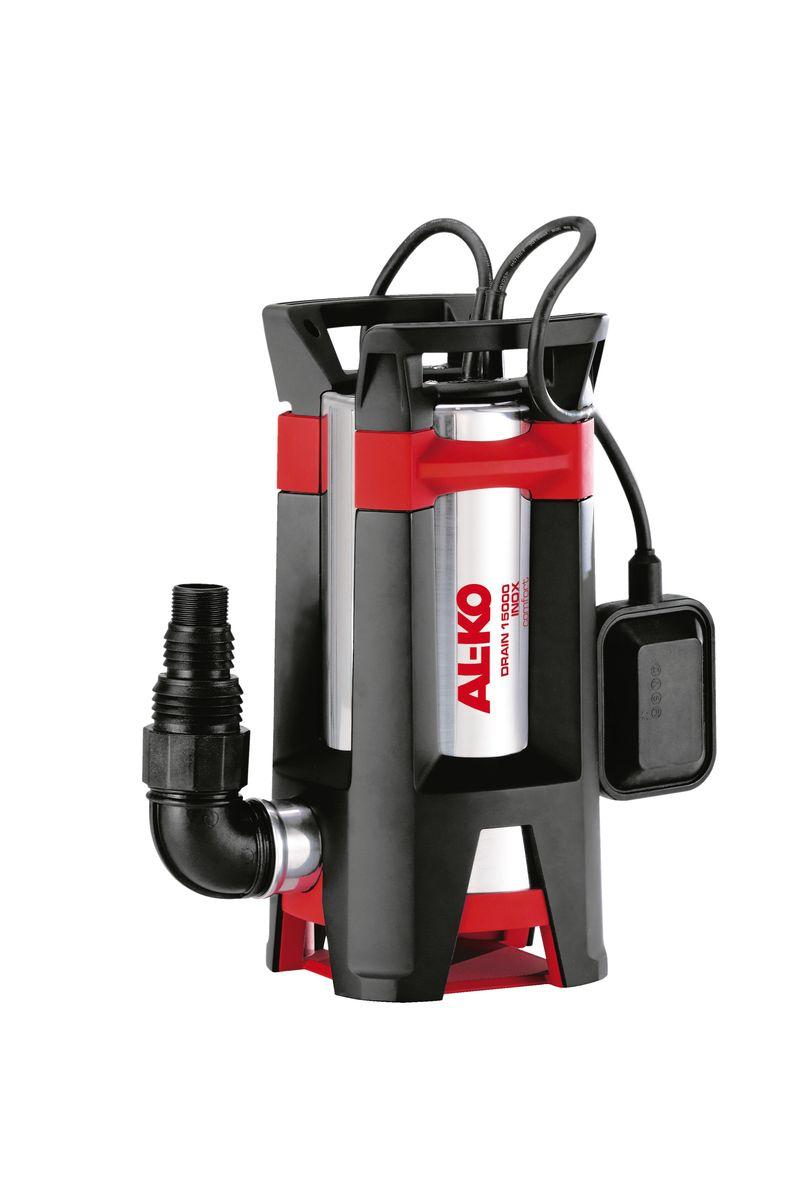 Насос погружной AL-KO Drain 15000 Inox Premium112828Мощный погружной насос AL-KO Drain 15000 Inox Premium предназначен для грязной воды. Прочная конструкция, многорядное уплотнение, корозионно-стойкие материалы позволяют использовать насос AL-KO для грязной воды в самых экстремальных условиях и гарантируют долгий срок службы. Насос оснащены всем, что необходимо для безупречной работы: встроенный поплавковый выключатель для автоматического включения-выключения, уголковый переходник (90°) и комбинированный ниппель, подходящий для всех стандартных шлангов.Длина кабеля: 10 м.Мощность: 1100 Вт.Максимальная глубина погружения: 7 м.Максимальная высота всасывания: 11 м.Максимальный объем подачи: 15000 л/час.Максимальный размер взвешенных частиц: 3,5 см.Диаметр выходного отверстия: 1,5.