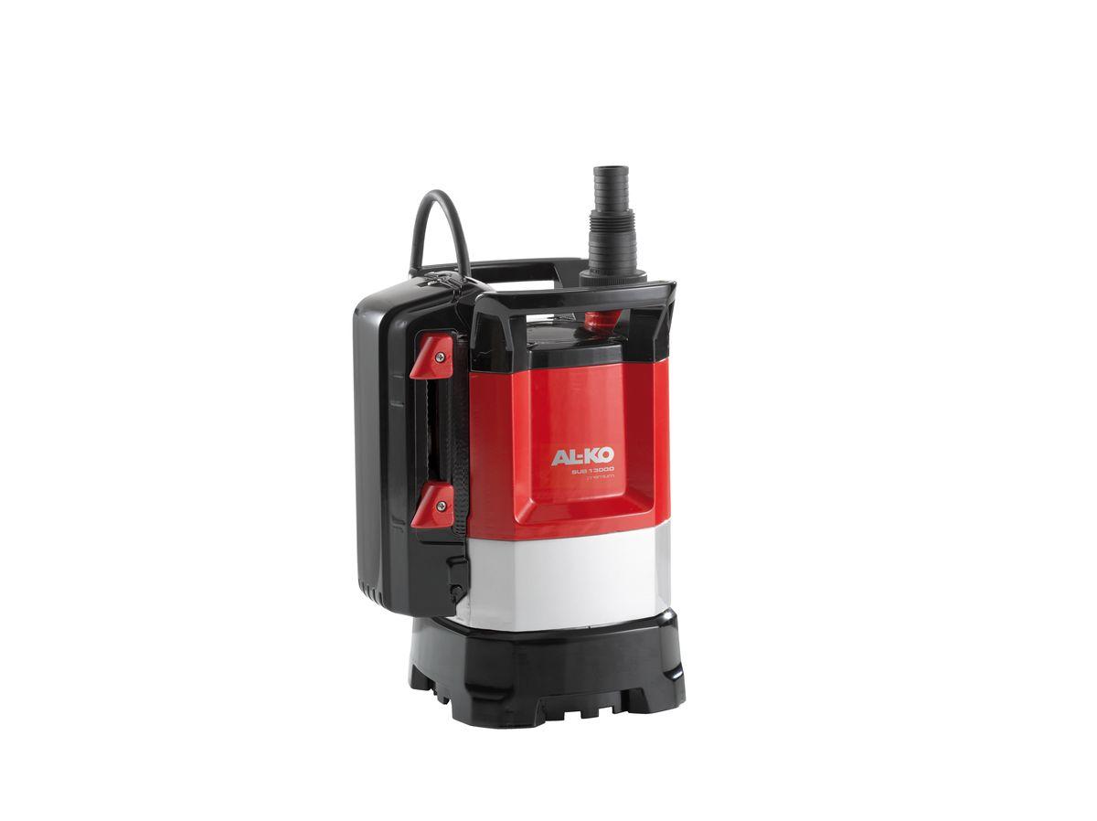 Насос погружной AL-KO SUB 13000 DS Premium112829Погружной насос AL-KO SUB 13000 DS Premium обладает такими качествами, как надежность, комфорт и мощность. Не подверженные ржавчине стальные валы, не требующие смазки и техобслуживания шарикоподшипники, трехслойный сальник и прочный корпус обеспечивают изделию надежность и долговечность. С погружным насосом AL-KO SUB 13000 DS Premium у вас есть выбор: благодаря регулируемому основанию и большим впускным отверстиям можно не только быстро перекачать большой объем воды, но и откачать воду до минимального уровня - около 3 мм.Вид привода: электрический.Откачивание до минимального уровня: 3 мм.Длина кабеля: 10 м.Мощность: 650 Вт.Максимальная глубина погружения: 5 м.Максимальная высота всасывания: 8 м.Максимальный объем подачи: 10500 л/час.Диаметр выходного отверстия: 1,25.