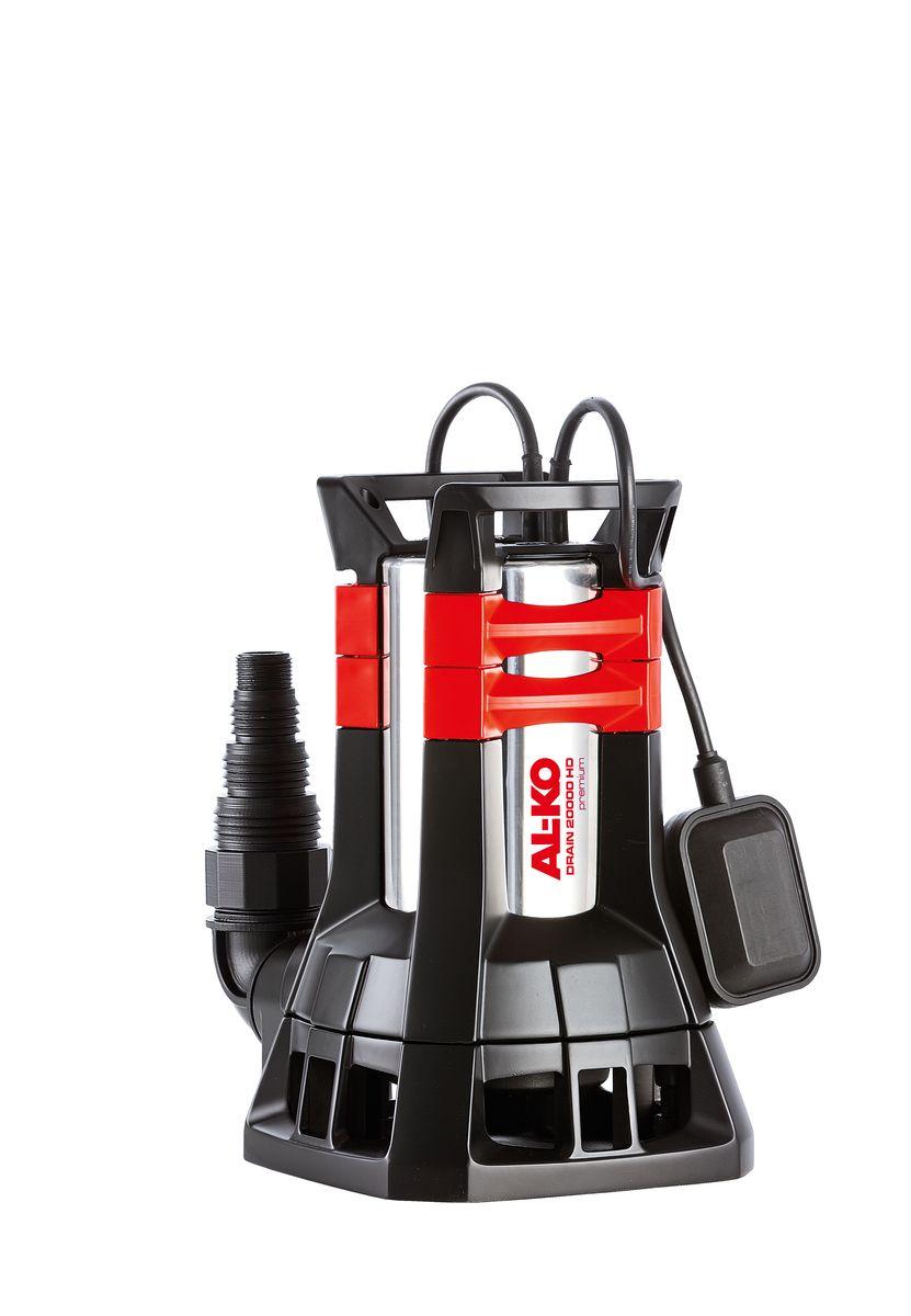 Насос погружной AL-KO Drain 20000 HD PREMIUM112836Мощный погружной насос AL-KO Drain 20000 HD PREMIUM предназначен для откачивания грязной воды даже в экстремальных условиях. С пропускной способностью взвешенных частиц до 38 мм в диаметре он пригоден для прокачивания сильно загрязненной воды. Длительный срок службы благодаря корпусу из никелированной хромированной стали и особой воронкообразной конструкции рабочего колеса. Насос оснащен встроенным поплавковым выключателем для автоматического включения-выключения. Мощный, не нуждающийся в техобслуживании, двигатель с защитой от перегрева. Прекрасно подходит для перекачивания и откачивания грязной воды из прудов, цистерн, шахт и колодцев.Вид привода: электрический.Длина кабеля: 10 м.Мощность: 1300 Вт.Максимальная глубина погружения: 7 м.Максимальная высота всасывания: 10 м.Максимальный объем подачи: 20000 л/час.Максимальный размер взвешенных частиц: 38 мм.Диаметр выходного отверстия: 2.