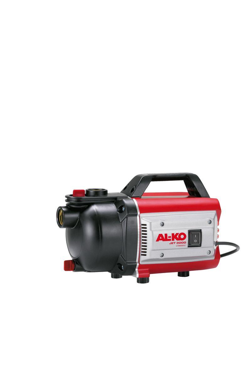 Насос садовый AL-KO JET 3000 Classic112837Садовый насос AL-KO JET 3000 Classic обеспечивает мобильный полив при хорошем соотношении цены и качества. Он мощный, надежный и экономит электроэнергию. Просто вводится в эксплуатацию. Латунные вкладыши в стандартной однодюймовой резьбе обеспечивают надежное соединение.Вид привода: электрический.Мощность: 650 Вт.Глубина всасывания: 8 м.Высота подъема: 35 м.Максимальный объем подачи воды: 3100 л/час.Рабочий механизм насоса: одноступенчатый.Диаметр входного и выходного отверстия: 3,33 см.