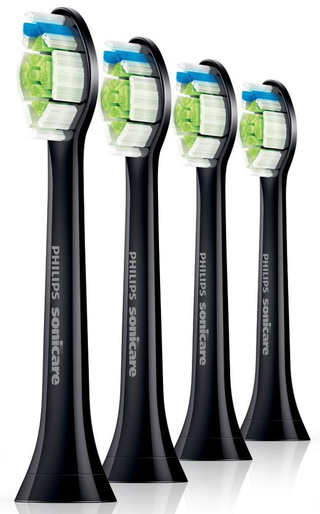 Philips HX6064/33 насадка для электрической зубной щеткиHX6064/33Насадка Philips Sonicare HX6062/05 для зубной щетки DiamondClean обеспечивает не просто тщательное очищение — она устраняет налет и гарантирует ослепительную белоснежную улыбку. Эта насадка идеально подходит для поддержания белизны зубов после профессионального отбеливанияНасадка для зубной щетки Philips Sonicare DiamondClean удаляет до 100 % больше потемнений с поверхности эмали. Белоснежные зубы всего за 7 дней.В центре этой насадки Philips Sonicare находится специальный пучок ромбовидной формы, состоящий из густыхщетинок. Он предназначен для удаления с поверхности эмали потемнений, причиной которых являются еда и напитки. Насадки доступны в компактном размере для более фокусной чистки.Клинически доказано, что насадка для зубной щетки Philips Sonicare DiamondClean удаляет до 7 раз больше налета по сравнению с обычной зубной щеткой всего через 4 недели использования.В основе работы чистящих насадок Philips Sonicare лежит высокочастотная, высокоамплитудная вибрация (более 31 000 чистящих движений в минуту). Звуковая технология передает мощные импульсы от ручки к кончику насадки. Звуковая вибрация создает динамический поток жидкости, который очищает межзубные промежутки и десны, обеспечивая комплексный бережный уход.Насадка легко снимается и устанавливается на щетку, значительно упрощая процесс ее очистки и обслуживания. Насадка подходит для всех щеток Philips Sonicare, кроме моделей PowerUp Battery и Essence.Эта насадка, как и все оригинальные чистящие насадки Philips Sonicare, безопасна для десен и зубов. Philips тщательно тестирует каждую насадку и гарантирует непревзойденное качество и надежностьпродукции.Не всегда заметно, однако со временем чистящие насадки теряют жесткость и постепенно изнашиваются. Индикаторные синие щетинки выцветают и становятся белыми, сигнализируя о необходимостизамены. Для оптимальных результатов заменяйте чистящую насадку каждые три месяца.Подходит для моделей: HealthyWhit