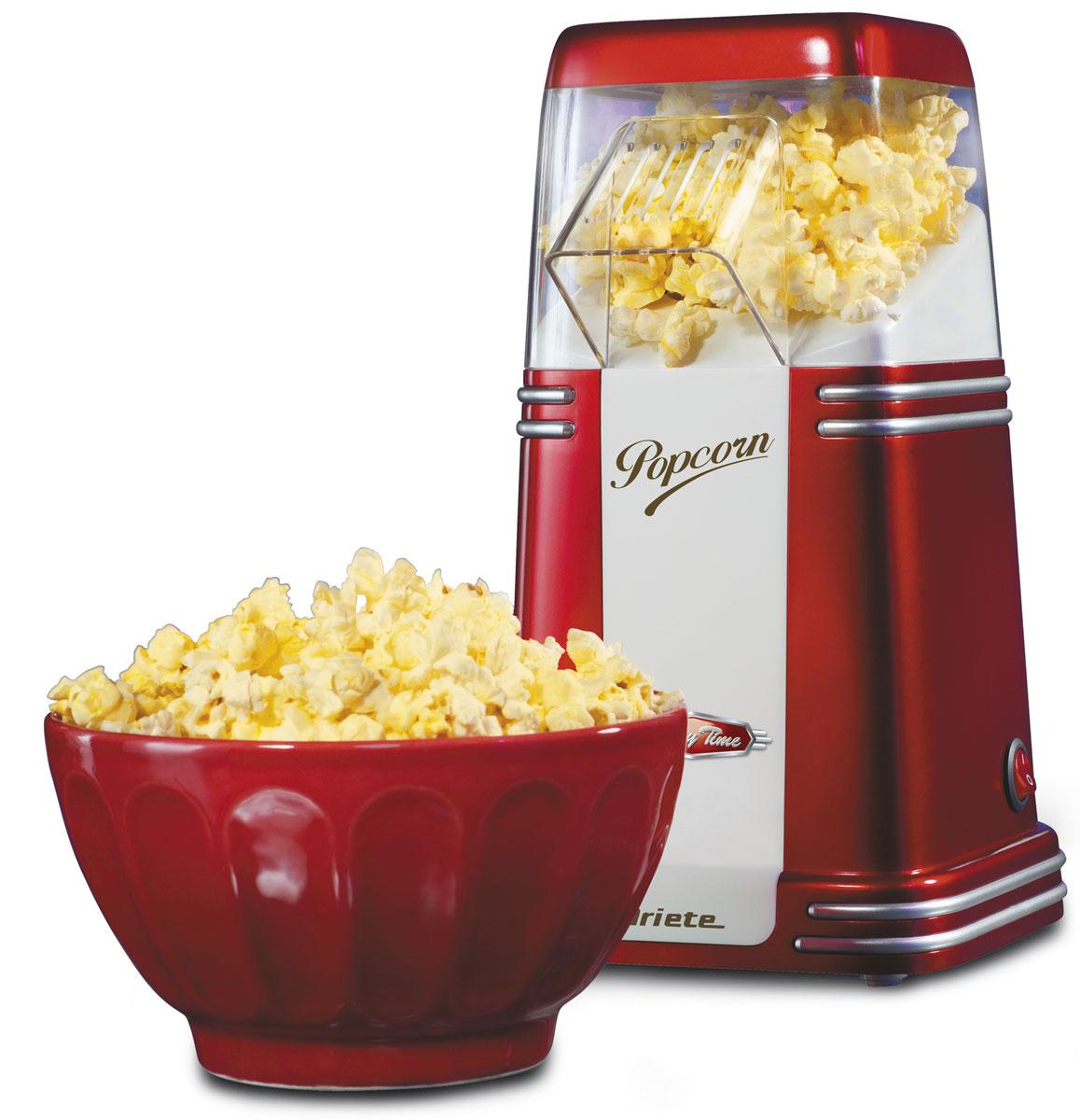 Ariete Pop Corn Popper Party Time прибор для приготовления попкорна (2952) ariete 2952