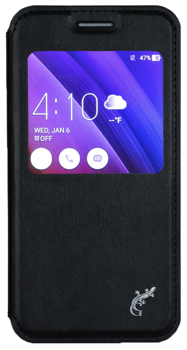 G-Case Slim Premium чехол для Asus ZenFone Go (ZC451TG), Black asus zenfone zoom zx551ml 128gb 2016 black