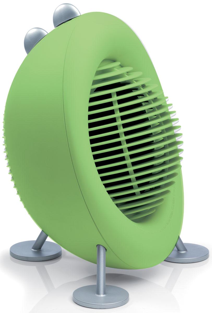 Stadler Form Max Air Heater, Lime тепловентилятор0802322005554В климатической линейке Stadler Form, представленной в России, пополнение - маленький и забавный тепловентилятор Max. Продолжая традицию бренда сочетать в себе неповторимый дизайн и безукоризненное качество, Max эффективно и практически бесшумно справляется с проблемой обогрева небольших помещений.Тепловентилятор имеет ряд существенных преимуществ перед другими видами обогревателей - он мгновенно обеспечивает тепло, не требует сложной инсталляции, не занимает места, мобилен и недорог. Max не оставит равнодушными людей, ценящих комфорт и удобство и обладающих легким и веселым нравом, ведь дизайнер Stadler Form воплотил в этом маленьком утилитарном бытовом устройстве свое хорошее настроение, подарив улыбку и тепло покупателям. Все вместе делает его настоящей изюминкой интерьера, подчеркивая индивидуальность хозяина, его хороший вкус и жизнерадостность.