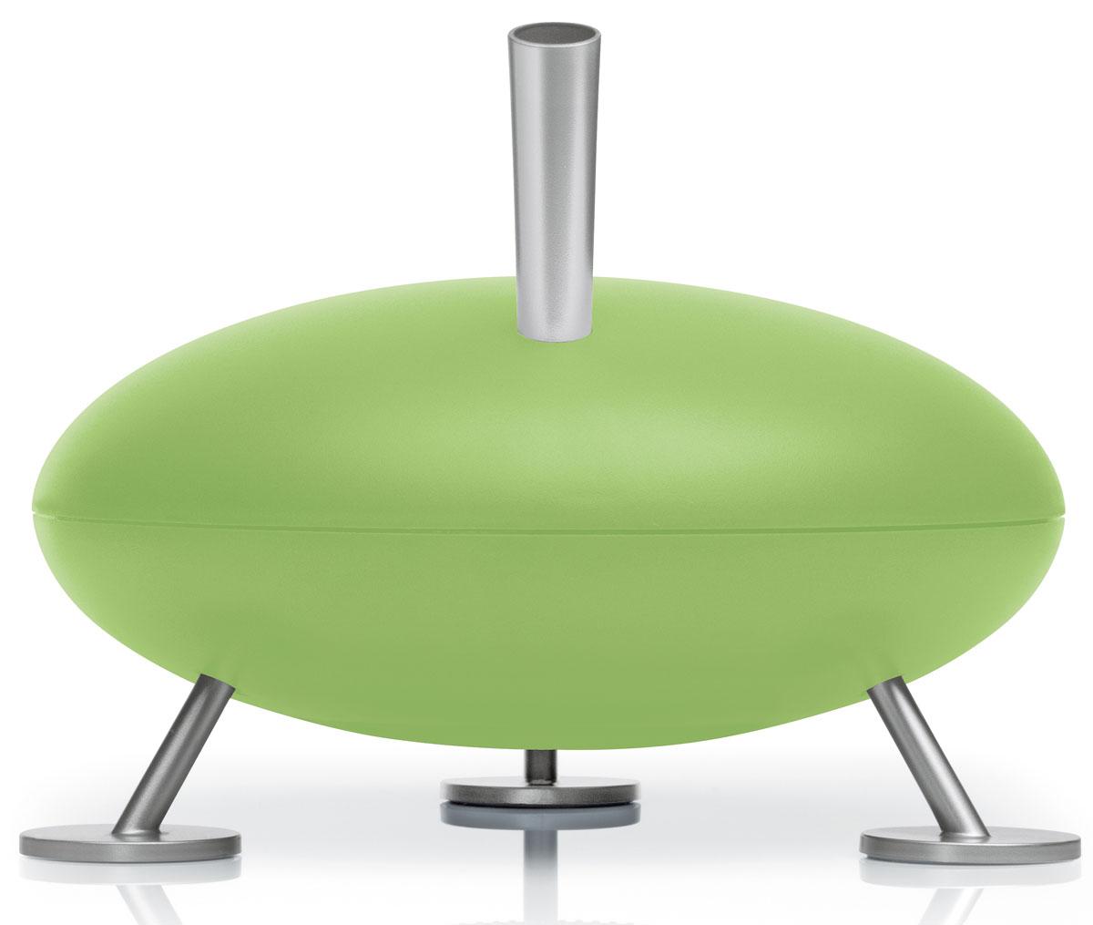 Stadler Form Fred, Lime увлажнитель воздуха0802322005493Сегодня уже ни у кого не вызывает сомнений, что увлажнение воздуха – важная и серьезная составляющая хорошего самочувствия. Воздух в помещении должен быть средой комфортного здорового дыхания, и для простого и эффективного достижения этого условия в городской среде необходимы специальные устройства, такие как увлажнитель Fred от Stadler Form.Являясь увлажнителем парового типа, Fred обеспечивает производительность до 340 мл/час, достаточную для интенсивного воздухообмена в помещениях площадью 40 м2. Емкость бака рассчитана на 3,7 литра воды, что позволяет эксплуатировать Fred без долива воды в течение десяти и более часов. Он не требует пристального внимания, и вы можете быть совершенно уверены в его надежности и безопасности – в случае отсутствия воды в баке Fred отключится автоматически. Заданный уровень влажности в помещении легко и точно поддерживается в автоматическом режиме благодаря наличию вынесенного гигростата. Ну, и помимо своих превосходных технических характеристик, он такой симпатяга! Не ругайте своих детей, если они нарисуют на нем фломастерами смайлы или ваш портрет – Fred к этому располагает.