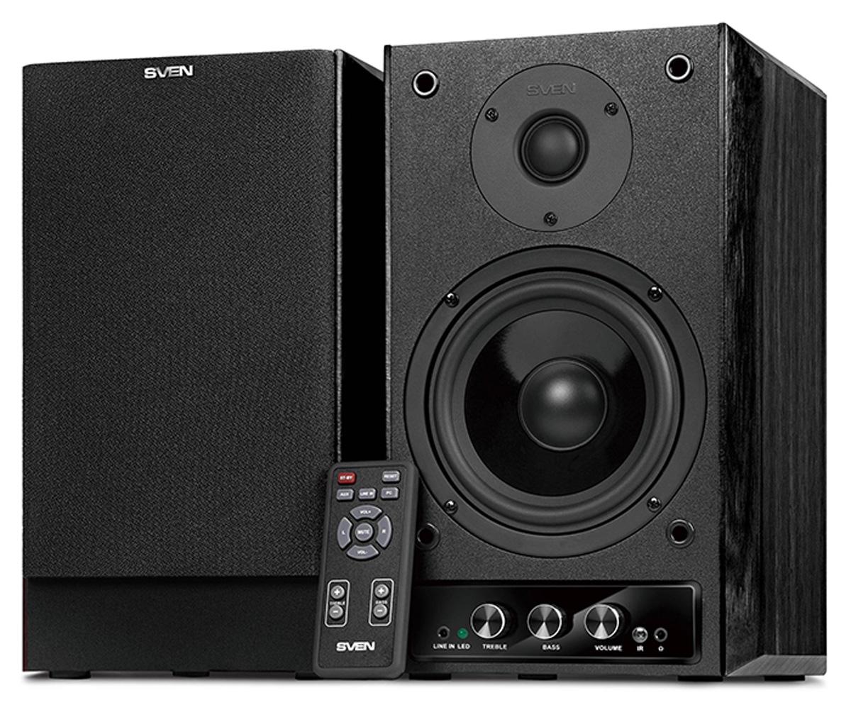 Sven Stream R, Black акустическая система 2.0