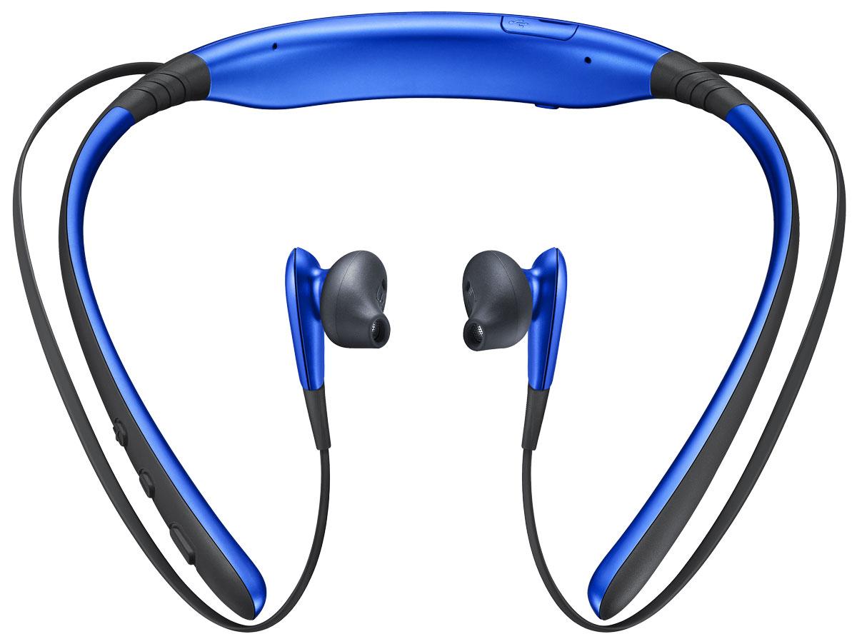 Samsung EO-BG920 Level U, Blue Bluetooth-гарнитураEO-BG920BLEGRUSamsung EO-BG920 Level U - это универсальная беспроводная bluetooth гарнитура, созданная специально для всех активных пользователей мобильных устройств, которые высоко ценят комфорти удобство в использовании. Главными достоинствами данной модели гарнитуры является ее надежность, эргономичный дизайн и высокое качество воспроизведения звука. Динамики диаметром 12 мм обеспечивают насыщенное и яркое звучание музыки в широчайшем частотном диапазоне. Немаловажным достоинством данной модели является и продвинутая система двойного шумоподавления примененная в микрофоне.