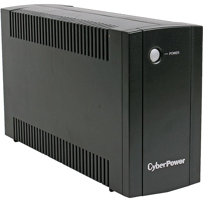 CyberPower UT1050E 1000VA/630W линейно-интерактивный ИБПUT1050ECyberPower UT1050E 1000VA/630W - линейно-интерактивный ИБП, который обеспечивает надежным резервным электропитанием и защищает ПК и другое электрооборудование от скачков, всплесков, понижений напряжения и других инцидентов в сети электропитания.В производстве ИБП CyberPower используется наиболее высококачественная несгораемая пластмасса, выдающиеся возможности которой минимизируют повреждения ценных активов в случае инцидентов с огнем. Инновационная технология управления зарядом аккумуляторных батарей CyberPower значительно повышает эффективность заряда и срок службы аккумулятора.Настраиваемые звуковые оповещения позволяют пользователям отключать звуковые сигналы для комфортной работы. UT1050E совместим с генераторами, что обеспечивает более обширное применение во время перебоев в электропитании. Встроенный автоматический регулятор напряжения (AVR) повышая или понижая напряжение, не прибегая к работе батареи, стабилизирует и поддерживает безопасное электропитание для подключенного оборудования.Время перехода на батареи: 4 мсЗащита телефонной линии/локальной сетиВремя работы при полной нагрузке: 1,5 минВремя работы в резервном режиме при нагрузке 50%: 6 минутИнтерфейсы: RJ-11/45Автоматический предохранительВремя зарядки аккумуляторной батареи: 8 часовВыходные разъёмы: 3 x Schuko (розетки евростандарт с заземлением)