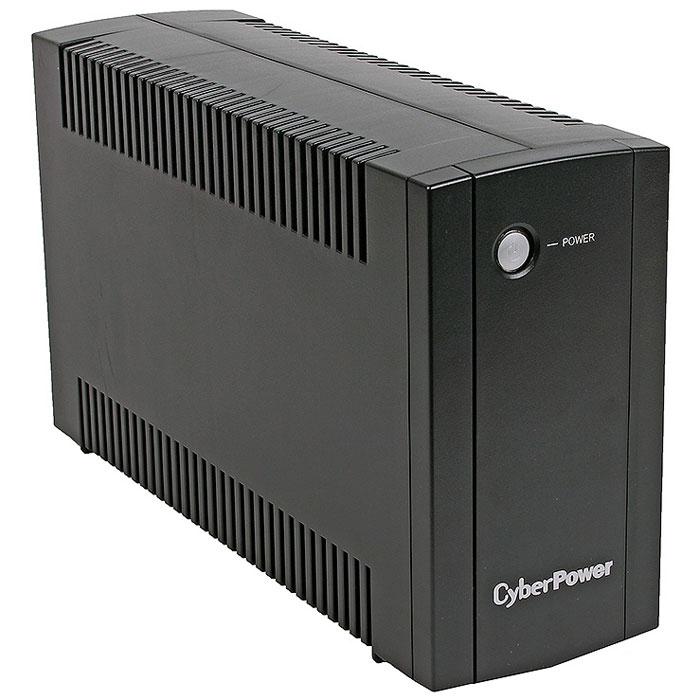 CyberPower UT1050EI 1050VA/630W линейно-интерактивный ИБПUT1050EICyberPower UT1050EI 1050VA/630W - линейно-интерактивный ИБП, который обеспечивает надежным резервным электропитанием и защищает ПК и другое электрооборудование от скачков, всплесков, понижений напряжения и других инцидентов в сети электропитания.В производстве ИБП CyberPower используется наиболее высококачественная несгораемая пластмасса, выдающиеся возможности которой минимизируют повреждения ценных активов в случае инцидентов с огнем. Инновационная технология управления зарядом аккумуляторных батарей CyberPower значительно повышает эффективность заряда и срок службы аккумулятора.Настраиваемые звуковые оповещения позволяют пользователям отключать звуковые сигналы для комфортной работы. UT1050EI совместим с генераторами, что обеспечивает более обширное применение во время перебоев в электропитании. Встроенный автоматический регулятор напряжения (AVR) повышая или понижая напряжение, не прибегая к работе батареи, стабилизирует и поддерживает безопасное электропитание для подключенного оборудования.Время перехода на батареи: 4 мсЗащита телефонной линии/локальной сетиВремя работы при полной нагрузке: 1,5 минВремя работы в резервном режиме при нагрузке 50%: 6 минутИнтерфейсы: RJ-11/45Автоматический предохранительВремя зарядки аккумуляторной батареи: 8 часовВыходные разъёмы: 4 x IEC (компьютерные розетки)