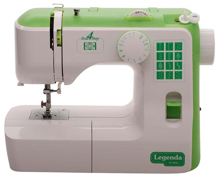 Legenda 4.0 швейная машина6924190223268Электромеханическая швейная машинка с верикальным (железным)челночным устройством.Компактный размер – 3/4 от стандартной машинки.Очень простое управление и шитье любых видов тканей.