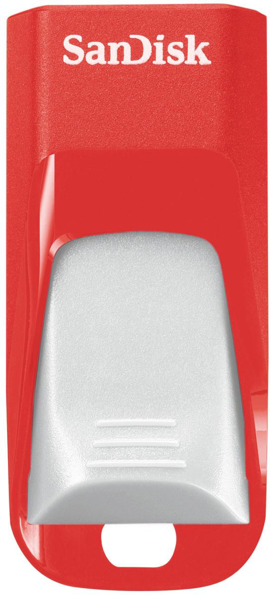 SanDisk Cruzer Edge EURO 2016 Football 64Gb, Red USB-накопитель (SDCZ51-064G-E35RG)SDCZ51-064G-E35RGSanDisk Cruzer Edge EURO 2016 Football - это удобный и стильный USB флеш-накопитель, в котором современный дизайн сочетается с высокой вместительностью. USB-накопитель выпускается емкостью до 64 ГБ - на нем достаточно места для хранения любимых фотографий, музыки, видео и других личных данных.Удобный выдвижной разъем USB обеспечивает дополнительную защиту:USB флеш-накопители SanDisk Cruzer Edge EURO 2016 Football отличаются современным дизайном, занимают мало места и легко помещаются в карман. Этот накопитель отличается выдвижным разъемом USB, который обеспечивает дополнительную защиту на время, пока накопитель не используется. Простое и быстрое резервное копирование файлов с помощью мыши:Перенести файлы на USB флеш-накопитель Cruzer Edge EURO 2016 Football очень легко: просто подключите накопитель к порту USB и перенесите файлы в нужную папку. Не требуется установка дополнительных драйверов или программного обеспечения. Можно сразу же приступить к работе с файлами.