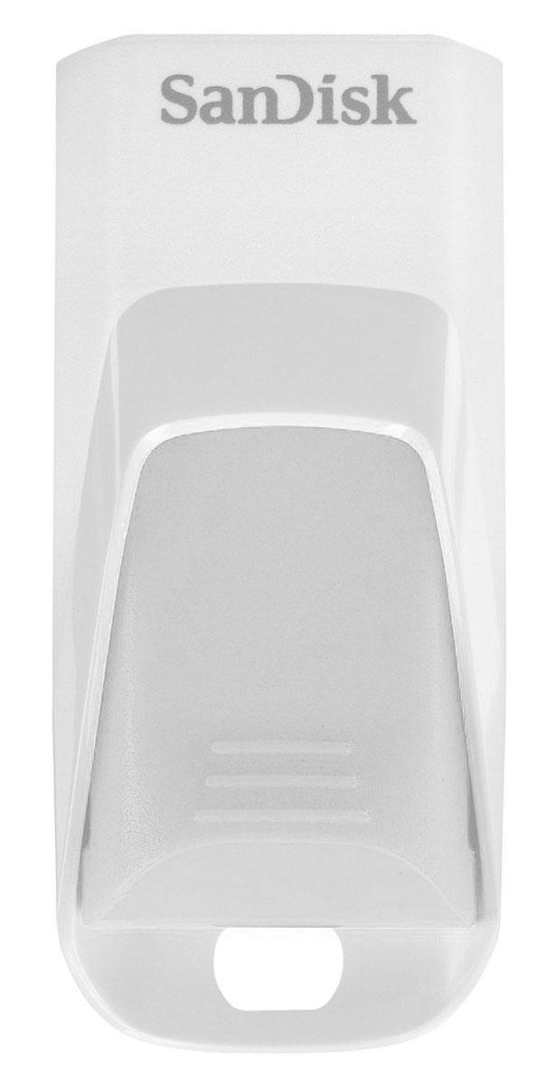 SanDisk Cruzer Edge EURO 2016 Football 16Gb, White USB-накопитель (SDCZ51-016G-E35WG)SDCZ51-016G-E35WGSanDisk Cruzer Edge EURO 2016 Football - это удобный и стильный USB флеш-накопитель, в котором современный дизайн сочетается с высокой вместительностью. USB-накопитель выпускается емкостью до 64 ГБ - на нем достаточно места для хранения любимых фотографий, музыки, видео и других личных данных.Удобный выдвижной разъем USB обеспечивает дополнительную защиту:USB флеш-накопители SanDisk Cruzer Edge EURO 2016 Football отличаются современным дизайном, занимают мало места и легко помещаются в карман. Этот накопитель отличается выдвижным разъемом USB, который обеспечивает дополнительную защиту на время, пока накопитель не используется. Простое и быстрое резервное копирование файлов с помощью мыши:Перенести файлы на USB флеш-накопитель Cruzer Edge EURO 2016 Football очень легко: просто подключите накопитель к порту USB и перенесите файлы в нужную папку. Не требуется установка дополнительных драйверов или программного обеспечения. Можно сразу же приступить к работе с файлами.
