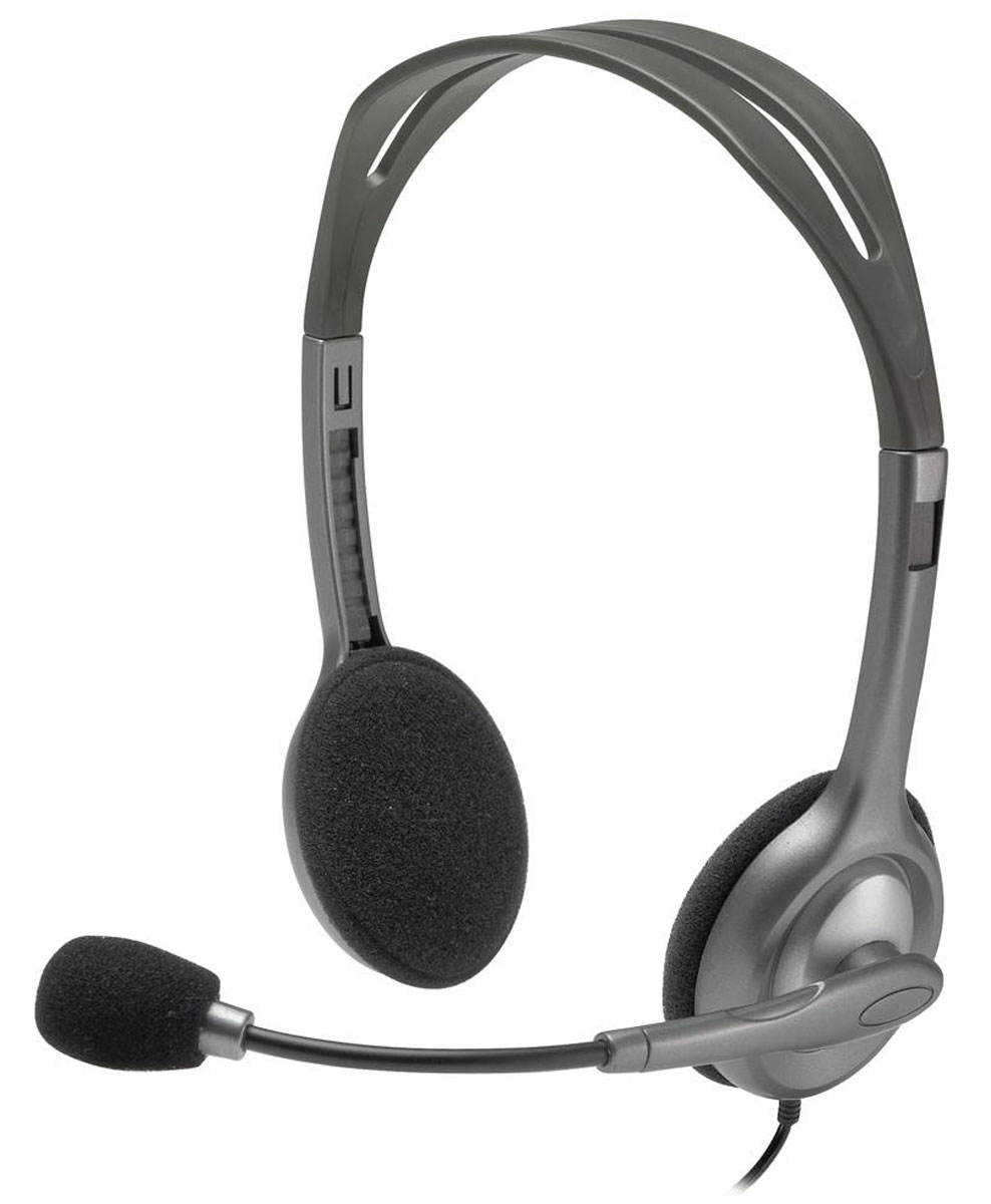 Logitech H111 Stereo гарнитура