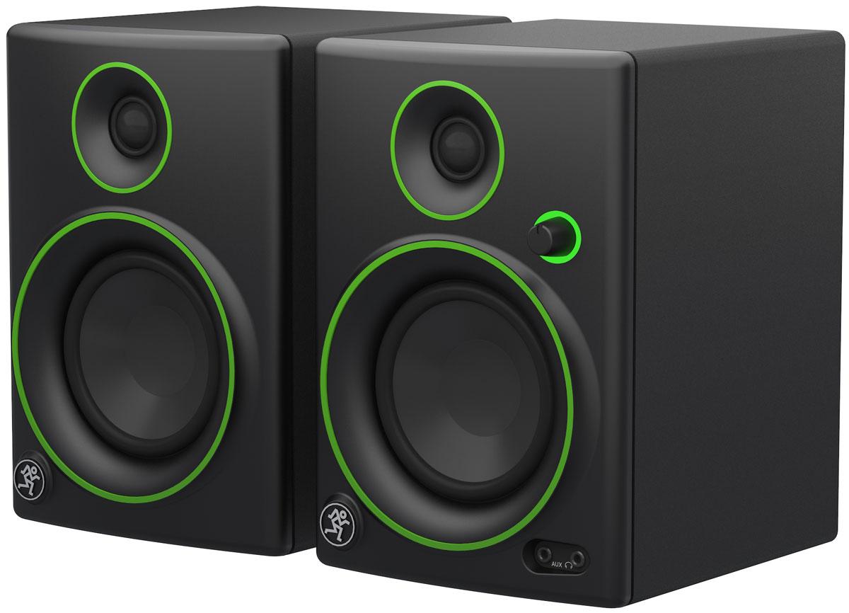 Mackie CR3 студийная мониторная акустика (2 шт.) - Студийное оборудование