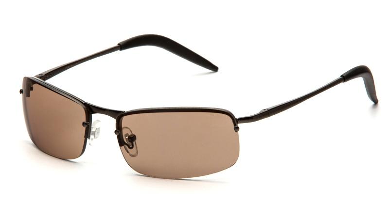 АЛИС 96 Очки водительские (солнце) comfort AS003 черный, коричневый очки водительские