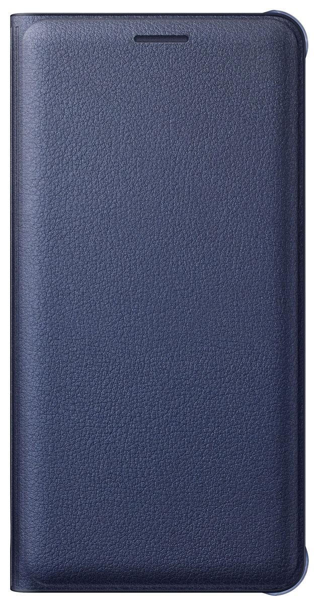 Samsung EF-WA510 Flip Wallet чехол для Galaxy A5 (2016), BlackEF-WA510PBEGRUЧехол-книжка Samsung EF-WA510 FlipWallet подходит для модели смартфона Samsung Galaxy A5. В отличие от простых накладок он защищает не только боковые грани и заднюю стенку смартфона, но и экран от пыли, царапин и потертостей. Он выполнен из полиуретана и плотно прилегает к корпусу девайса. Изящный чехол в минималистичном стиле станет отличным подарком для практичных людей. В специальном кармашке внутри чехла можно хранить визитки, кредитные карты или денежные купюры. Тонкие стенки аксессуара практически не увеличивают габаритов устройства. При использовании смартфона доступы ко всем портам и камере остаются открытыми.