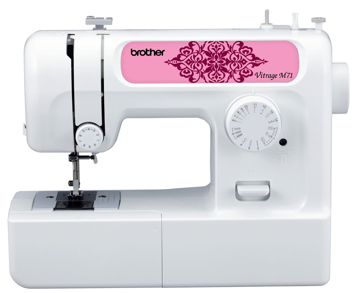 Brother Vitrage M71 швейная машина - Швейные машины и аксессуары