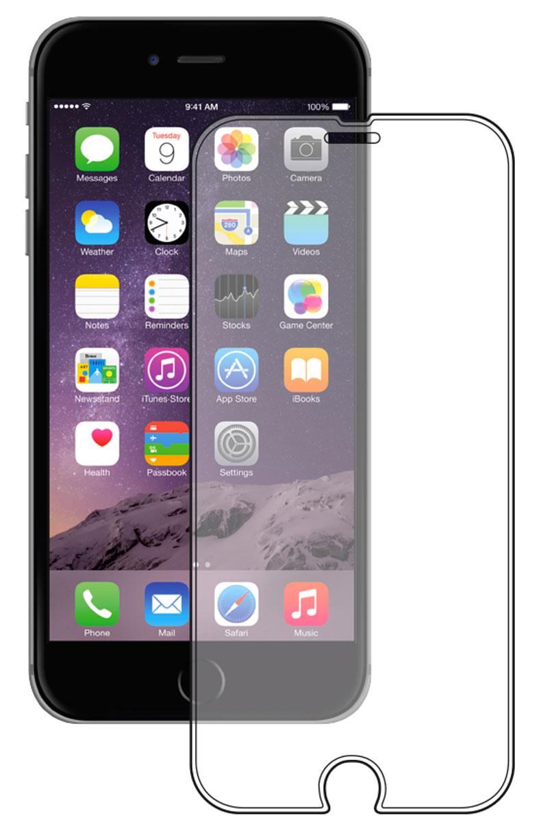 Deppa Gorilla защитное стекло для Apple iPhone 6 Plus/6S Plus, Clear61985Прочное защитное стекло Deppa Gorilla Glass 2 защитит экран вашего устройства от царапин. Обеспечивает более высокий уровень защиты по сравнению с обычной пленкой. При этом яркость и чувствительность дисплея не будут ограничены. Препятствует появлению воздушных пузырей и надежно крепится на экране устройства. Имеет олеофобное покрытие и закругленные края 2.5D.Материал: закаленное стекло Corning Gorilla Glass 2 (США)