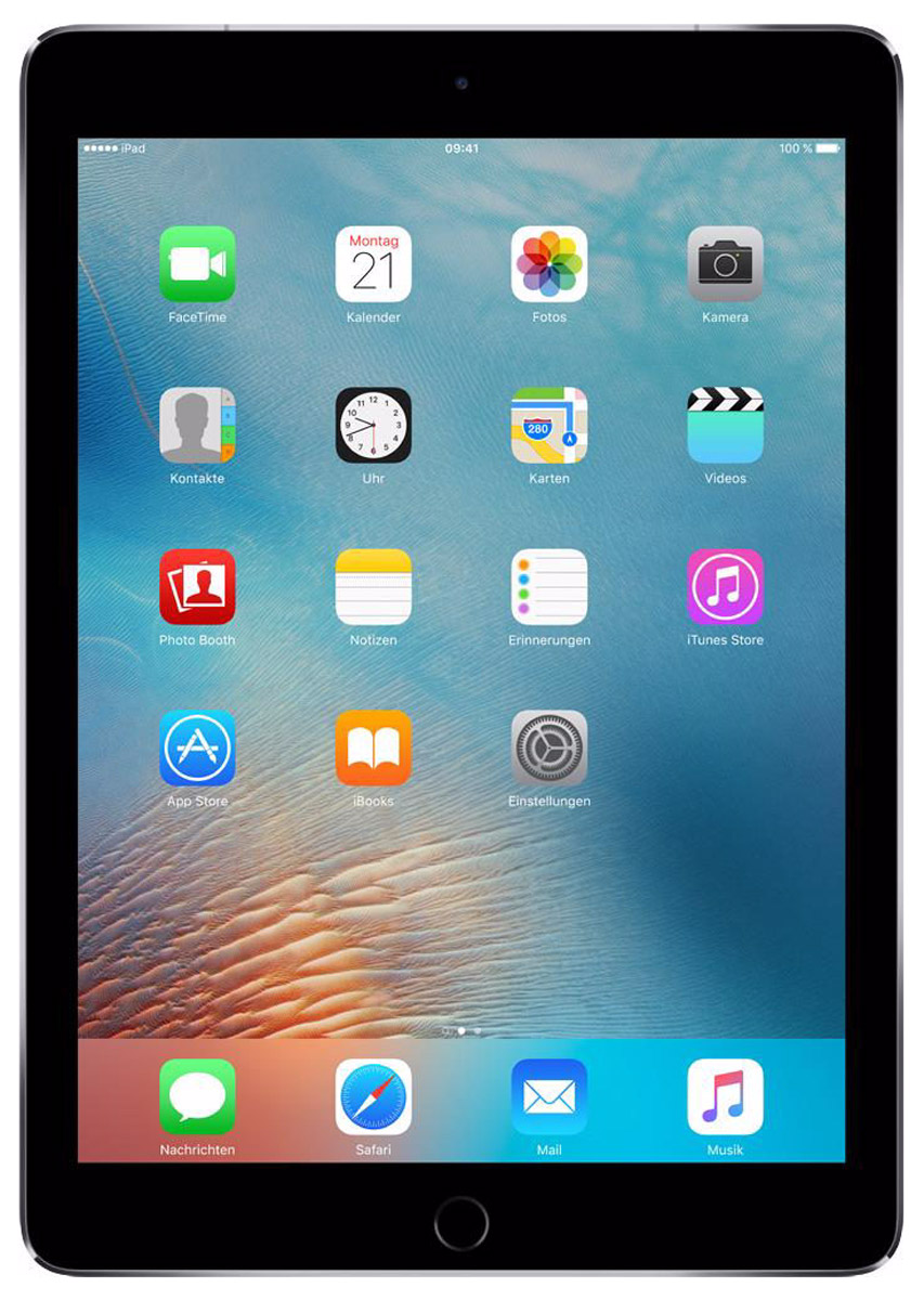 Apple iPad Pro 9,7  Wi-Fi + Cellular 32GB, Space Gray - Планшеты