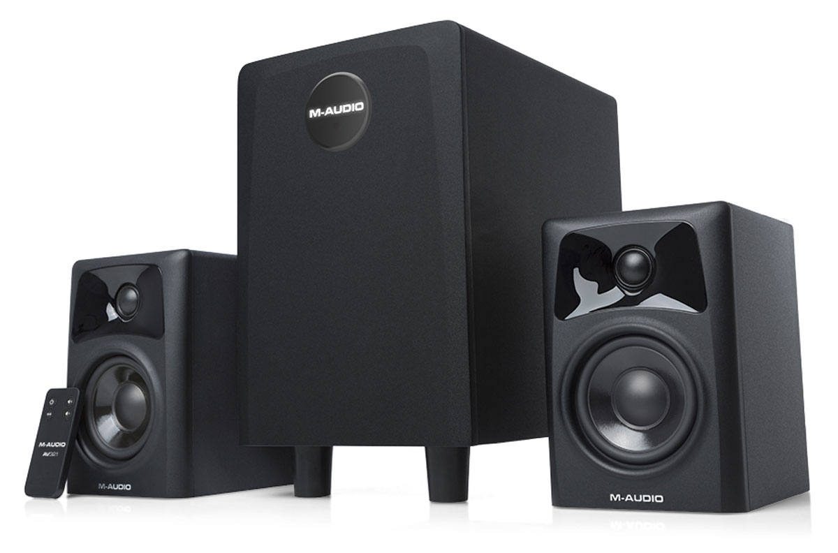 M-Audio AV32.1, Black акустическая система