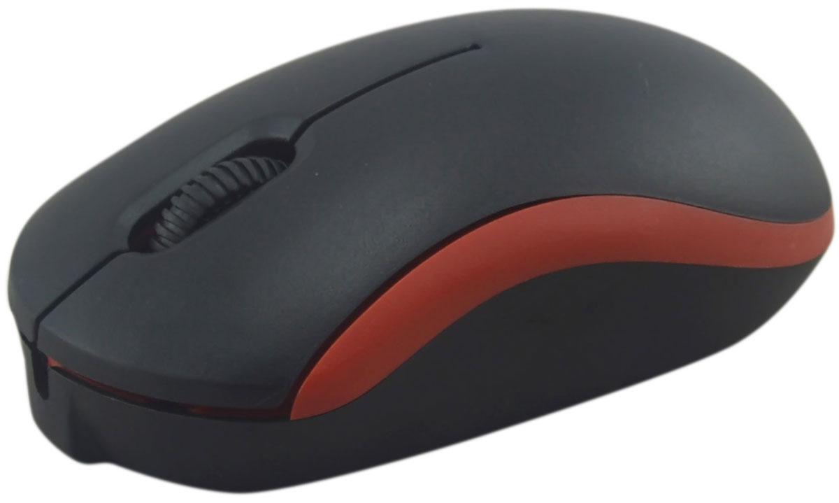 Ritmix ROM-111, Red мышь