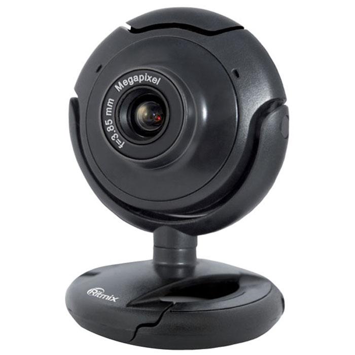 Ritmix RVC-006M Web-камера15116080Ritmix RVC-006M – стильная шарообразная веб-камера с бюджетным сенсором. Устройство имеет крепление к ЖК-мониторам.Кадров в секунду: 30Угол обзора объектива (по диагонали): 54°Фокусировка: ручная - от 5 см до бесконечностиФорматы видео: AVIГрафические форматы: JPEG