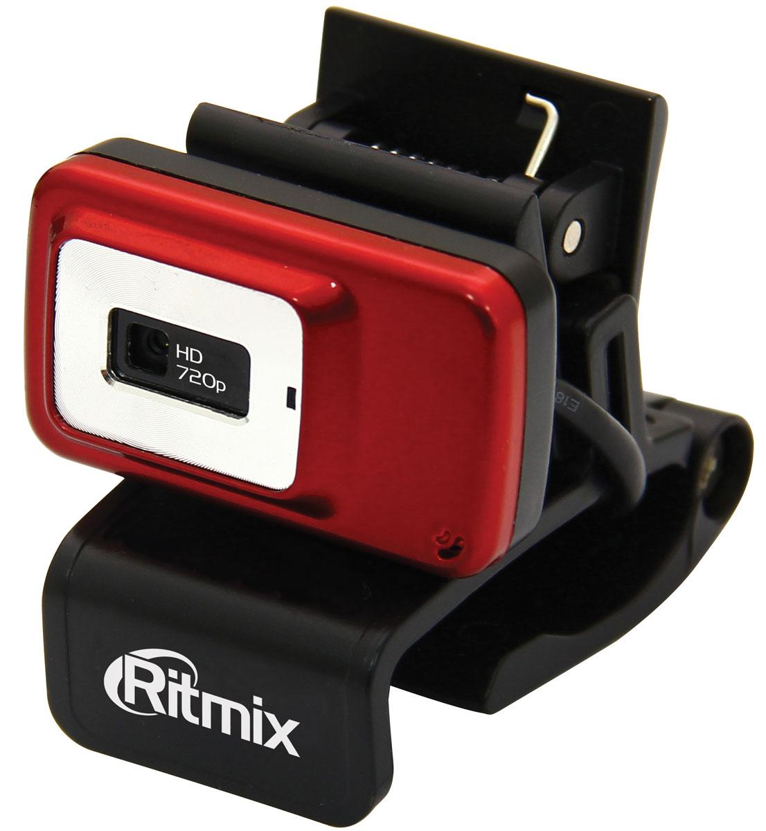 Ritmix RVC-053M Web-камера15116651Ritmix RVC-053M – широкоформатная компьютерная веб-камера с фиксированным фокусом, транслирующая видео высокой чёткости HD 720p. Устройство поддерживает аппаратное разрешение 1280x720 пикселей с частотой 30 к/с. Камера выполнена в стильном корпусе, предусмотрен механизм регулировки угла наклонаRVC-053M имеет функцию фотосъёмки – поддерживается интерполяция фотоснимков до 24 Мп.Стеклянная оптическая линза профессионального уровняДетализированное широкоформатное изображениеИндикатор рабочего режима камерыФункция фотосъёмкиПрограммная интерполяция снимков до 24 Мп (6048x4032)Микрофон с высокой чувствительностью и уникальным шумоподавлениемОтдельное крепление на ноутбук и ЖК-мониторНе требуется установки драйверов