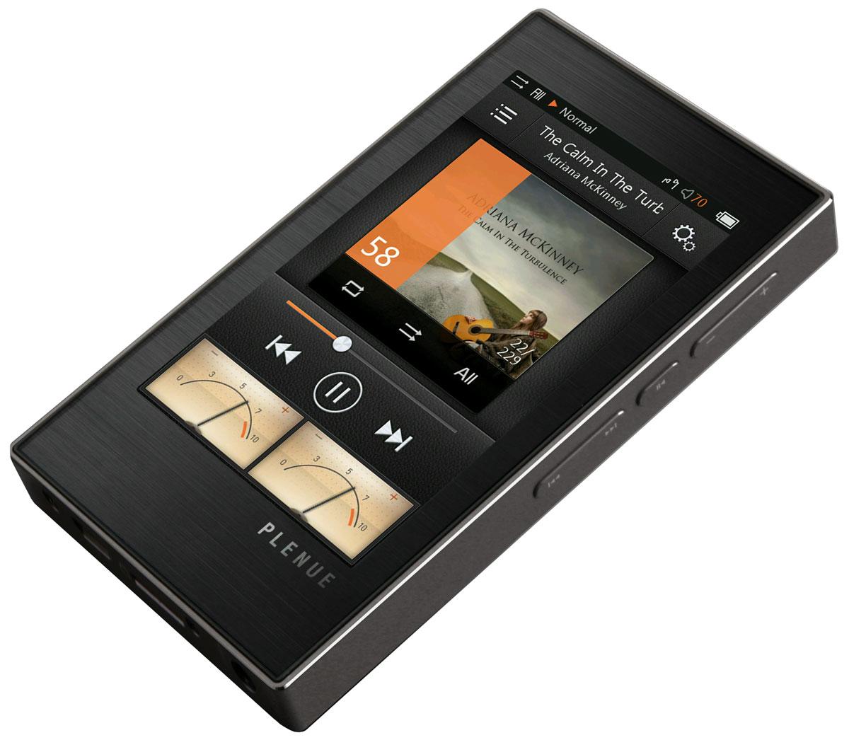 Cowon Plenue M, Titanium Silver Hi-Res плеер15118108Плеер Cowon Plenue M по достоинству оценят все любители музыки. Испытайте истинное наслаждение с первой ноты.Новинка обладает отличными показателями для прослушивания музыки в формате HD: соотношение сигнал/шум – 120 дБ, полное гармоническое искажение + шум – 0.,0007% и выходной сигнал в 2 Vrms. Такие характеристики, в сочетании с высокопроизводительным ЦАПом Burr-Brown PCM 1795 и двухъядерным процессором ARM Cortex Dual-Core, позволяют плееру выдавать невероятно чистый и реалистичный звук.Когда вы слушаете музыку, акустический сигнал подхватывает неизбежные шумы, что приводит к искажениям оригинального сигнала. Соотношение этих сигналов измеряется числовым значением SNR (сигнал / шум). SNR сравнивает уровень полезного сигнала к уровню фонового шума и является одним из ключевых критериев измерения качества воспроизводимого звука. Для того чтобы в полной мере наслаждаться HD-звучанием, устройства должны иметь отличные показатели сигнал/шум. Плохой показатель SNR или THD означает, что устройство будет воспроизводить 24 бит так же, как и 16 бит. Благодаря многочисленным исследованиям Cowon были достигнуты наилучшие показатели SNR и THD. Получайте максимум удовольствия от прослушивания HD-музыки.Уникальный ЦАП Burr-Brown PCM1795 используется в премиальных продуктах и воспроизводит звук наивысшего качества. Это один лучших в мире высокопроизводительный ЦАП, он полностью поддерживает формат DSD и разрешение 24 бит/192 кГц.Практически в любых колонках и наушниках, как правило, происходят задержки высоких частот по сравнению с низкочастотным диапазоном. JetEffect 7 и BBE+ корректируют и компенсируют все искажения, благодаря чему достигается максимально чистое звучание. JetEffect 7 – это 10-полосный эквалайзер и EQ-фильтр, позволяющие пользователям регулировать частотные полосы в зависимости от предпочтений. Наслаждайтесь оптимальным качеством звука при любых обстоятельствах.Cowon Plenue M поддерживает функцию USB ЦАП, при 