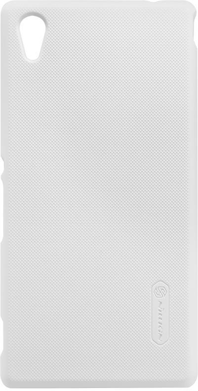 Nillkin Super Frosted чехол для Sony Xperia M4 Aqua, White2000000078014Чехол Nillkin Super Frosted для Sony Xperia M4 Aqua изготовлен из экологически чистого поликарбоната путем высокотемпературной высокоточной формовки. Он изготовлен из цельной пластины методом загиба, износостойкий, устойчив к оседанию пыли, не скользит, устойчив к образованию отпечатков, легко чистится. Жесткость чехла предотвращает телефон от повреждений во время транспортировки. Размер чехла точно соответствует размеру телефона с четким соответствием всех функциональных отверстий.