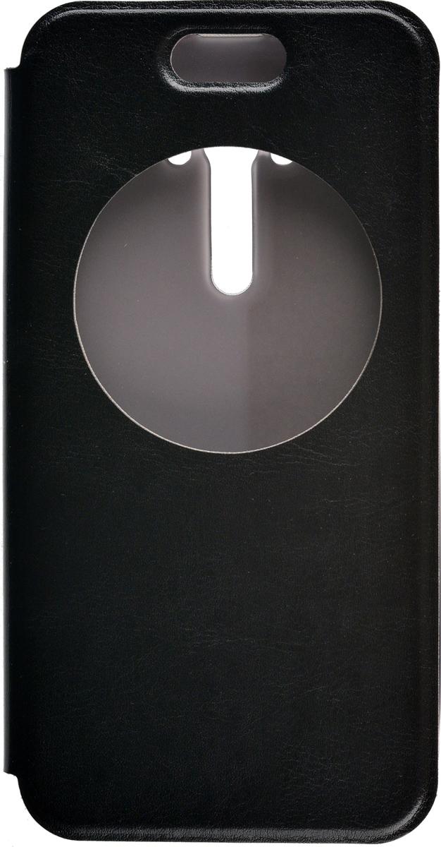 Skinbox Lux AW чехол для Asus Zenfone Selfie ZD551KL, Black2000000079585Чехол Skinbox Lux AW для Asus Zenfone Selfie ZD551KL выполнен из высококачественного поликарбоната и экокожи. Он обеспечивает надежную защиту корпуса и экрана смартфона и надолго сохраняет его привлекательный внешний вид. Чехол также обеспечивает свободный доступ ко всем разъемам и клавишам устройства.