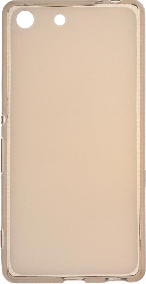 Skinbox Silicone чехол для Sony Xperia M5, Brown2000000082974Чехол-накладка Skinbox Silicone для Sony Xperia M5 обеспечивает надежную защиту корпуса смартфона от механических повреждений и надолго сохраняет его привлекательный внешний вид. Накладка выполнена из высококачественного силикона, плотно прилегает и не скользит в руках. Чехол также обеспечивает свободный доступ ко всем разъемам и клавишам устройства.