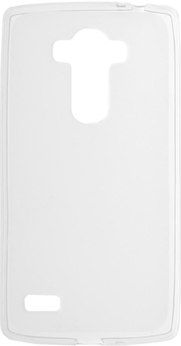 Skinbox Silicone чехол для LG G4S, Transparent2000000083148Чехол-накладка Skinbox Silicone для LG G4S обеспечивает надежную защиту корпуса смартфона от механических повреждений и надолго сохраняет его привлекательный внешний вид. Накладка выполнена из высококачественного силикона, плотно прилегает и не скользит в руках. Чехол также обеспечивает свободный доступ ко всем разъемам и клавишам устройства.
