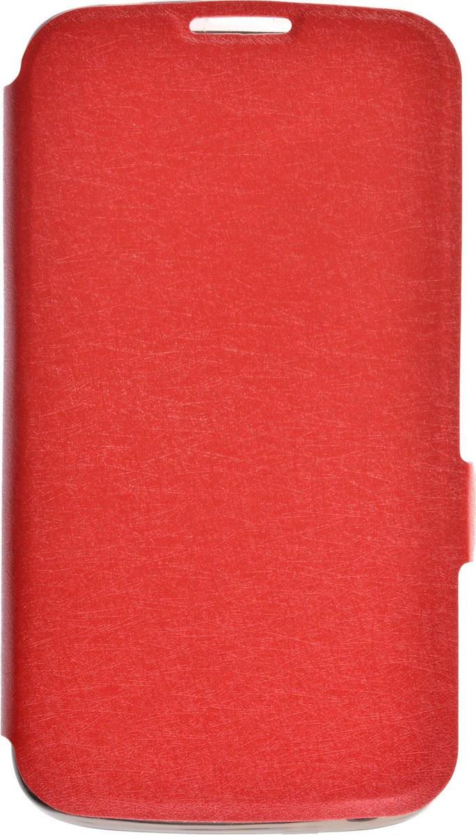 Prime Book чехол для Lenovo A399, Red2000000083483Чехол Prime Book для Lenovo A399 выполнен из высококачественного поликарбоната и экокожи. Он обеспечивает надежную защиту корпуса и экрана смартфона и надолго сохраняет его привлекательный внешний вид. Чехол также обеспечивает свободный доступ ко всем разъемам и клавишам устройства.
