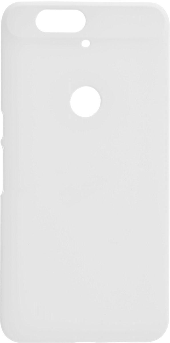 Skinbox 4People чехол для Huawei Nexus 6P, White2000000084336Чехол-накладка Skinbox 4People для Huawei Nexus 6P бережно и надежно защитит ваш смартфон от пыли, грязи, царапин и других повреждений. Выполнена из высококачественного поликарбоната, плотно прилегает и не скользит в руках. Чехол-накладка оставляет свободным доступ ко всем разъемам и кнопкам устройства.