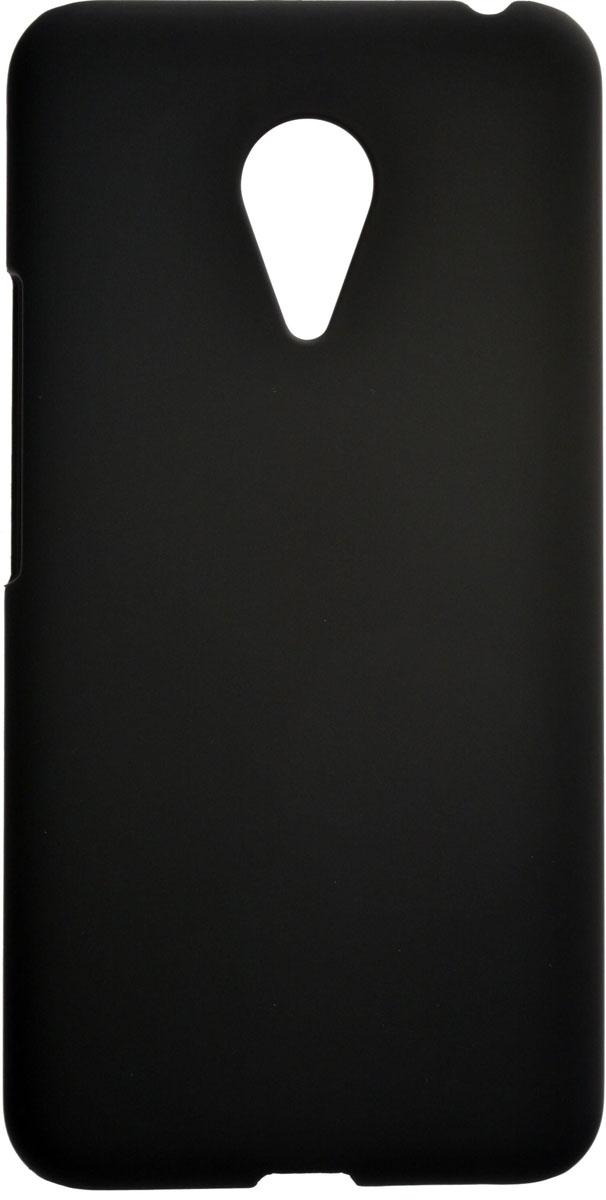 цена на Skinbox 4People чехол для Meizu Pro 5, Black