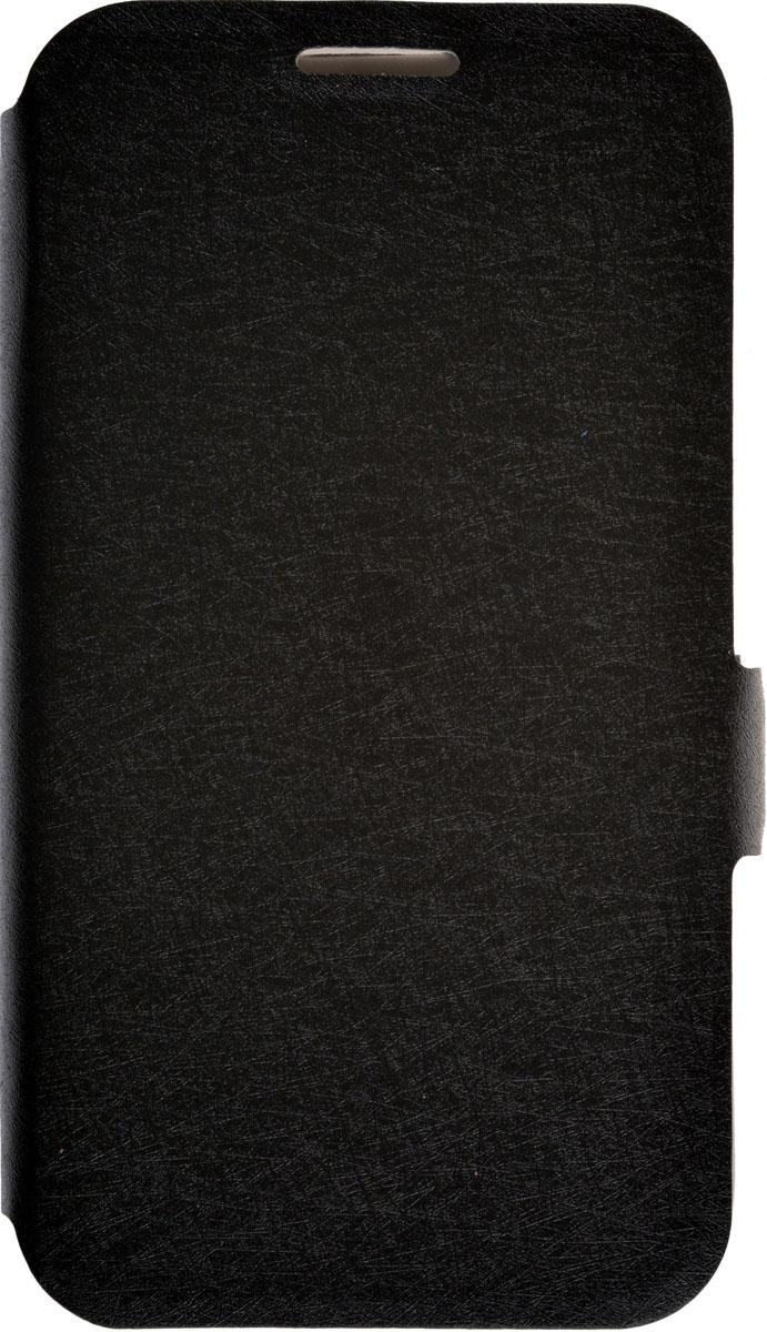 Prime Book чехол для Alcatel 4024D Pixi, Black2000000084657Чехол Prime Book для Alcatel 4024D Pixi выполнен из высококачественного поликарбоната и экокожи. Он обеспечивает надежную защиту корпуса и экрана смартфона и надолго сохраняет его привлекательный внешний вид. Чехол также обеспечивает свободный доступ ко всем разъемам и клавишам устройства.