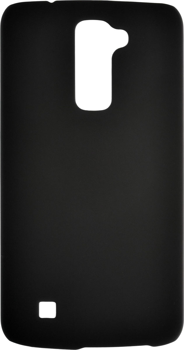 Skinbox 4People чехол для LG K10, Black