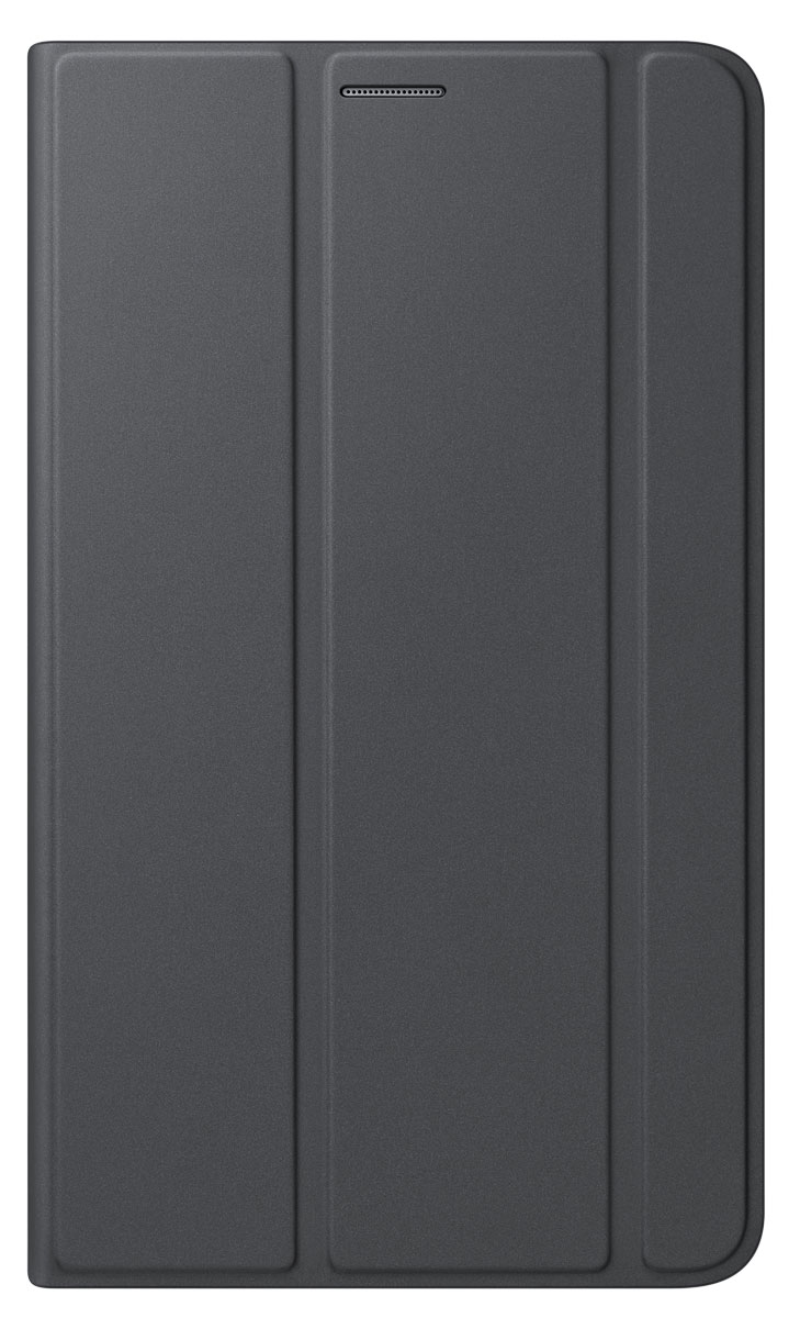 Samsung EF-BT285P Book Cover чехол для Tab A 7.0, BlackEF-BT285PBEGRUSamsung EF-BT285P Book Cover — чехол, разработанный с учетом особенностей Samsung Galaxy Tab A 7.0. Он делает взаимодействие с девайсом безопасным и тактильно приятным. Выполненный из поликарбоната, он обеспечивает качественную защиту экрана, задней крышки и боковых граней планшета. Чехол-книжка помогает зафиксировать планшет в нескольких положениях – для комфортной работы и развлечений.