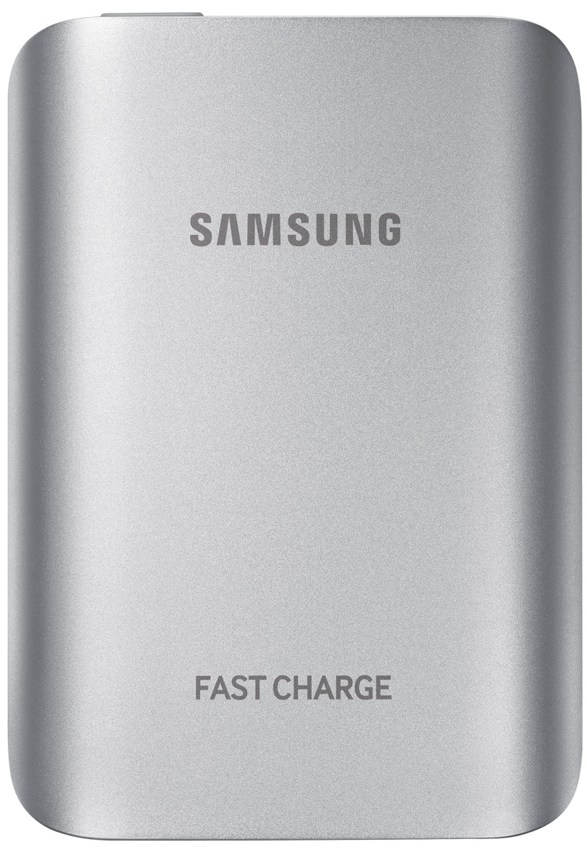 Samsung EB-PG930BSR, Silver внешний аккумулятор внешний аккумулятор samsung 5200mah sam eb pn920usrgru silver