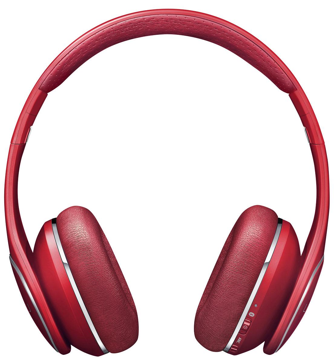 Samsung EO-PN900B Level On, Red беспроводные наушникиEO-PN900BREGRUЖизнь в современном мегаполисе течет быстро и не дает времени остановиться и отдохнуть. Поэтому, всегда приятно насладиться в дороге любимой музыкой в хорошем качестве или новинками мира кино. Именно в этом Вам поможет беспроводная Bluetooth-гарнитура Samsung EO-PN900Гарнитура снабжена высококачественными 40 мм динамиками, которые прекрасно справляются с воспроизведением музыки даже в самом высоком качестве, а встроенные кнопки управления и микрофон позволят Вам даже не вынимать телефон из сумки или кармана для переключения песен, управления громкостью или принятия звонков. Bluetooth версии 3.0 обеспечивает прекрасное качество соединения и скорость передачи данных, что позволяет добиться великолепного качества звукаВеликолепный стильный дизайн Samsung EO-PN900 не только прекрасно выглядит, но и, благодаря использованию самых качественных материалов, очень надежен и прочен. Приятные мягкие амбушюры и оголовье не сильно давят на уши и обеспечивают отличный уровень комфорта