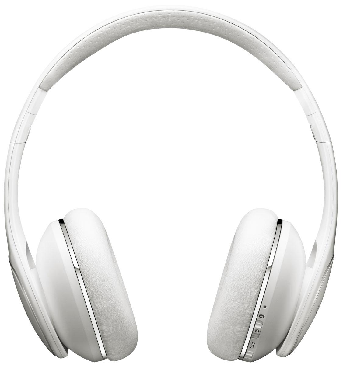 Samsung EO-PN900B Level On, White беспроводные наушникиEO-PN900BWEGRUЖизнь в современном мегаполисе течет быстро и не дает времени остановиться и отдохнуть. Поэтому, всегда приятно насладиться в дороге любимой музыкой в хорошем качестве или новинками мира кино. Именно в этом Вам поможет беспроводная Bluetooth-гарнитура Samsung EO-PN900Гарнитура снабжена высококачественными 40 мм динамиками, которые прекрасно справляются с воспроизведением музыки даже в самом высоком качестве, а встроенные кнопки управления и микрофон позволят Вам даже не вынимать телефон из сумки или кармана для переключения песен, управления громкостью или принятия звонков. Bluetooth версии 3.0 обеспечивает прекрасное качество соединения и скорость передачи данных, что позволяет добиться великолепного качества звукаВеликолепный стильный дизайн Samsung EO-PN900 не только прекрасно выглядит, но и, благодаря использованию самых качественных материалов, очень надежен и прочен. Приятные мягкие амбушюры и оголовье не сильно давят на уши и обеспечивают отличный уровень комфорта