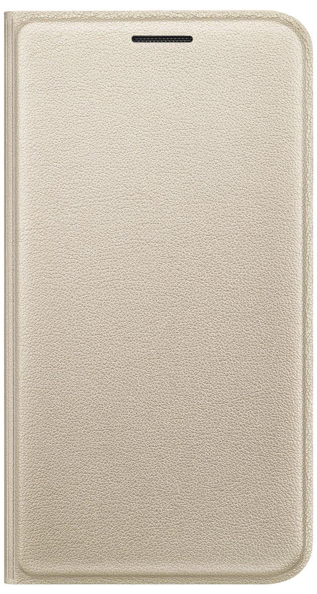 Samsung Flip Cover для Galaxy J1 mini, Gold чехолEF-FJ105PFEGRUЧехол-книжка для Samsung Galaxy J1 mini (2016) защищает корпус устройства от внешних повреждений. Высококачественные материалы обеспечат долгий срок службы как чехла так и смартфона. Эргономичный дизайн сделает использование гаджета еще более удобным, а тонкие формы не увеличат размеры устройства.